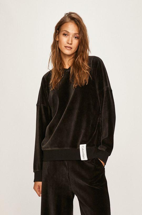 černá Calvin Klein Underwear - Pyžamová mikina Dámský