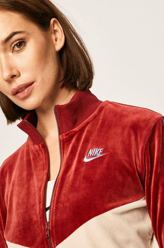 kaštanová Nike Sportswear - Mikina