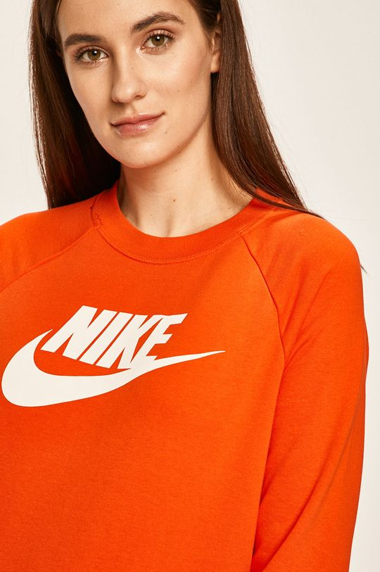 oranžová Nike Sportswear - Mikina