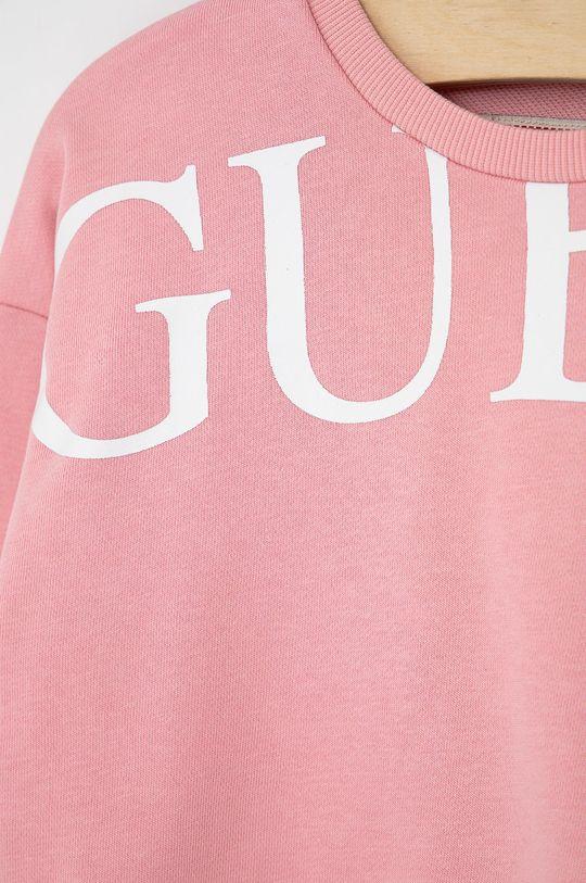 Guess Jeans - Dětská mikina 118-175 cm  85% Bavlna, 15% Polyester