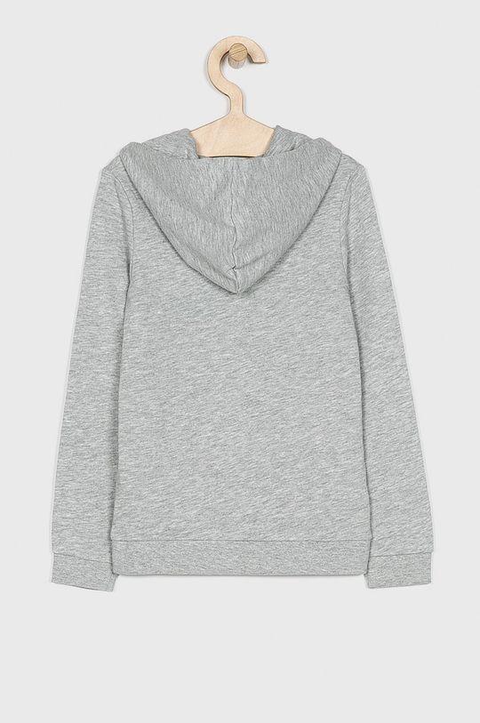 Guess Jeans - Bluza dziecięca 118-175 cm jasny szary