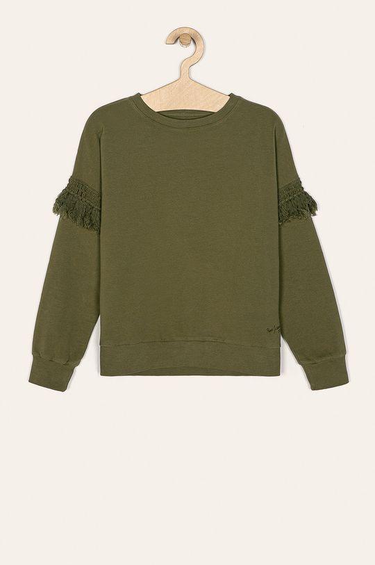 verde Pepe Jeans - Bluza copii Nary 128-180 cm De fete