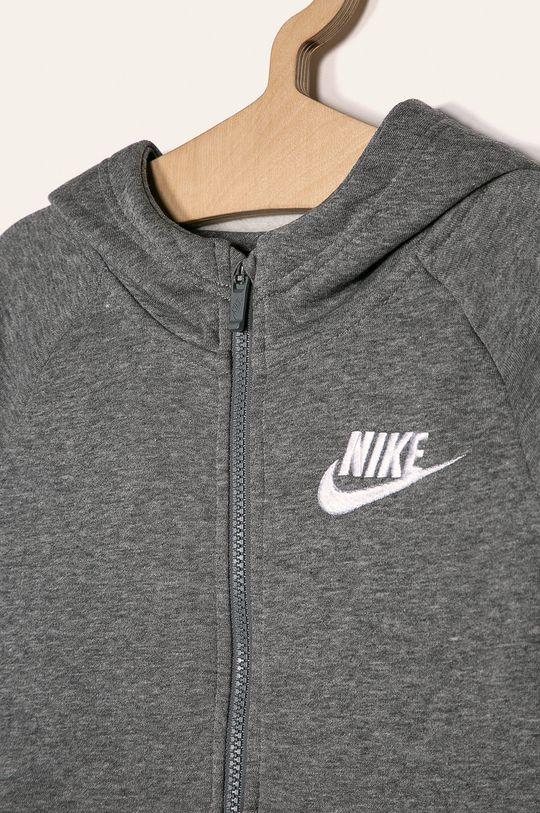 Nike Kids - Dětská mikina 122-166 cm Hlavní materiál: 80% Bavlna, 20% Polyester Provedení: 97% Bavlna, 3% Elastan