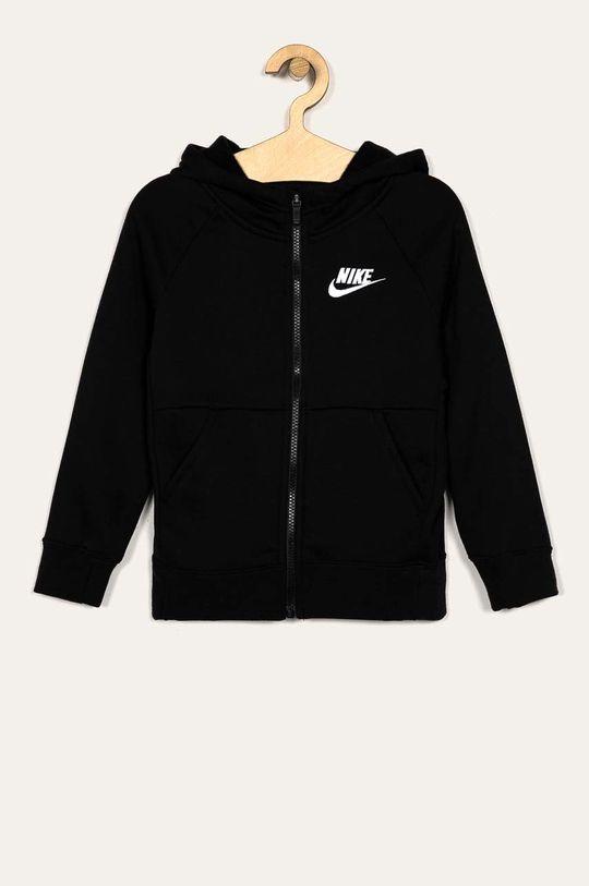 černá Nike Kids - Dětská mikina 122-166 cm Dívčí