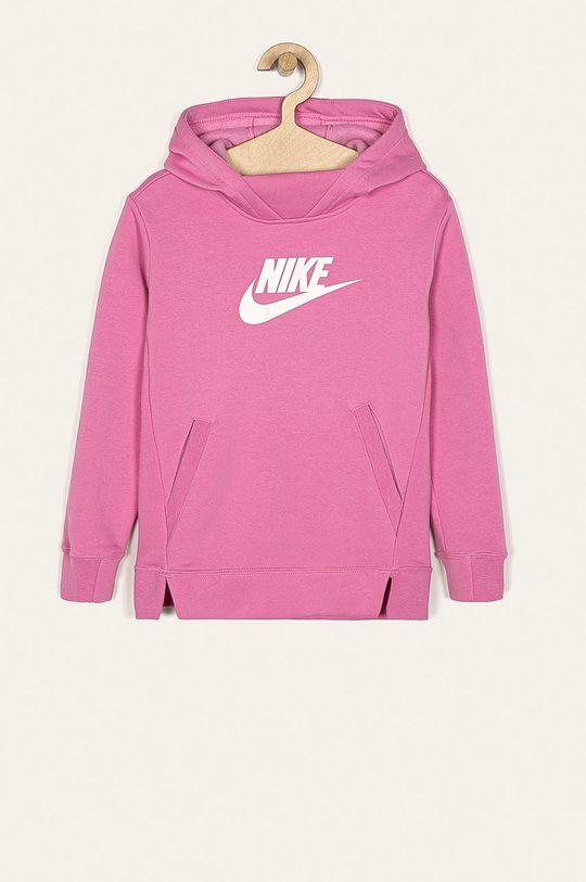 roz Nike Kids - Bluza copii 122-166 cm De fete