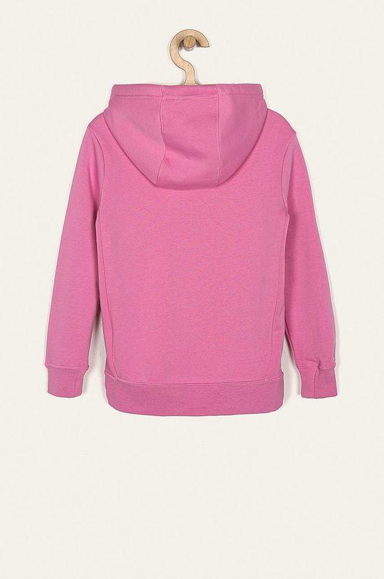 Nike Kids - Bluza copii 122-166 cm Materialul de baza: 80% Bumbac, 20% Poliester   Captuseala buzunarului: 100% Bumbac brak: 97% Bumbac, 3% Elastan