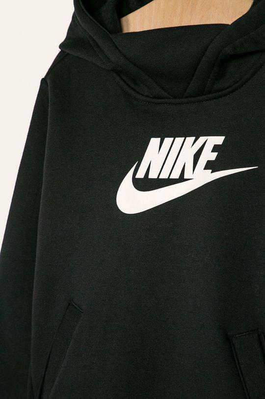 Nike Kids - Detská mikina 122-166 cm  Základná látka: 80% Bavlna, 20% Polyester Podšívka vrecka: 100% Bavlna Elastická manžeta: 97% Bavlna, 3% Elastan