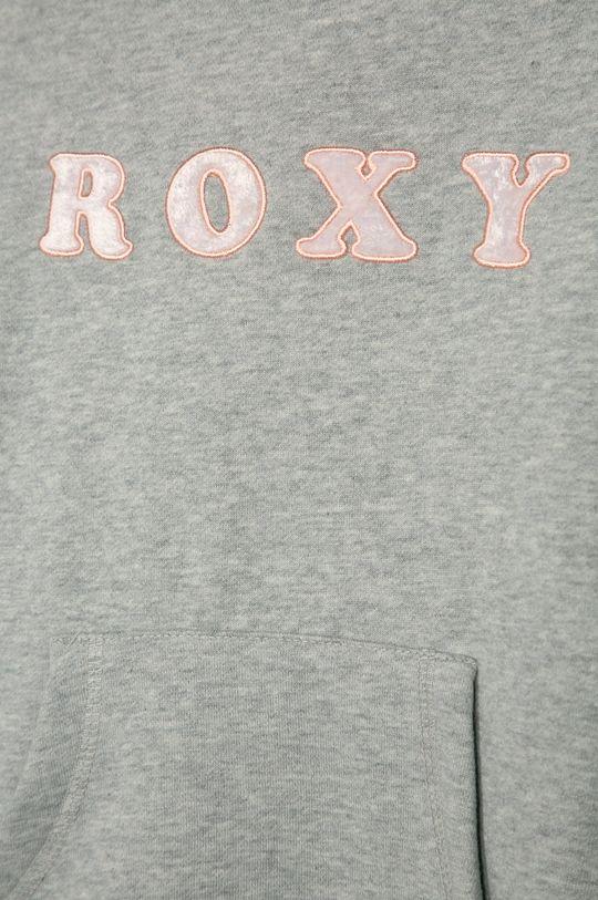 Roxy - Detská mikina 140-176 cm svetlosivá
