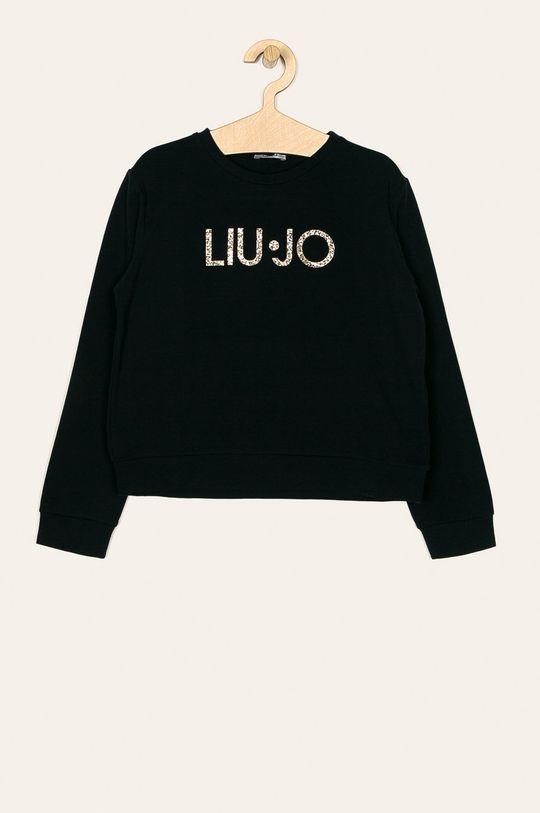bleumarin Liu Jo - Bluza copii 128-170 cm De fete
