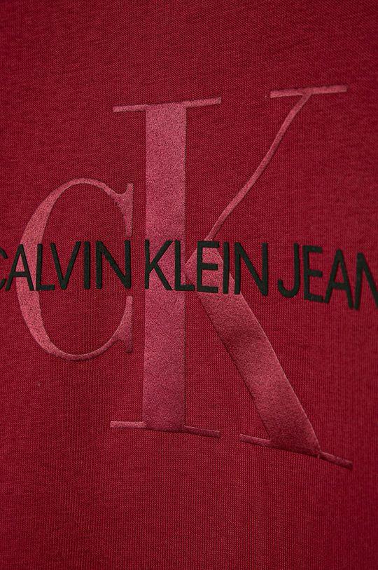 kaštanová Calvin Klein Jeans - Dětská mikina 104-176 cm