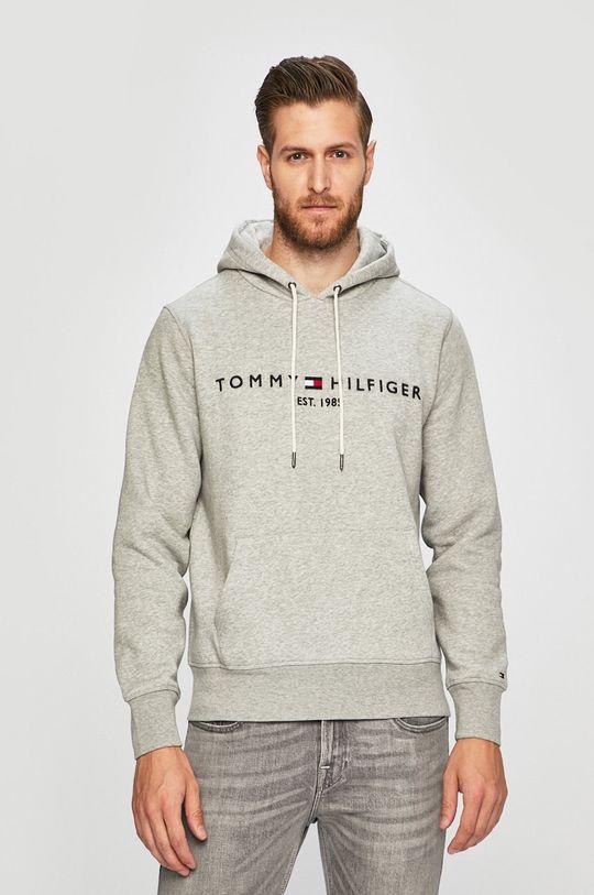 Tommy Hilfiger - Bluza szary