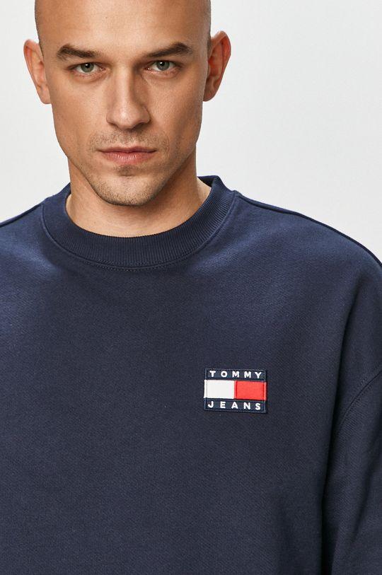 granatowy Tommy Jeans - Bluza DM0DM06592