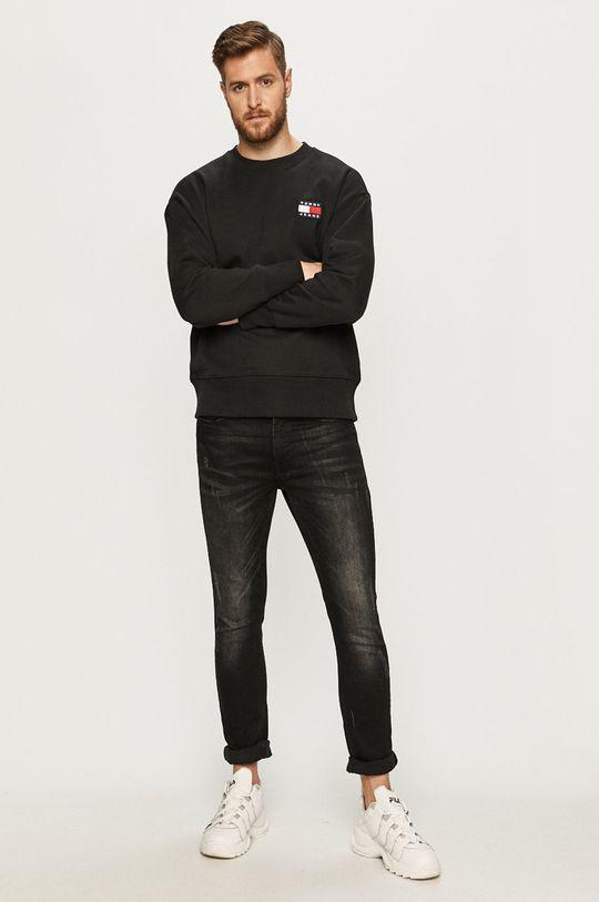 Tommy Jeans - Bluza czarny