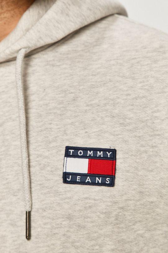 Tommy Jeans - Hanorac de bumbac De bărbați