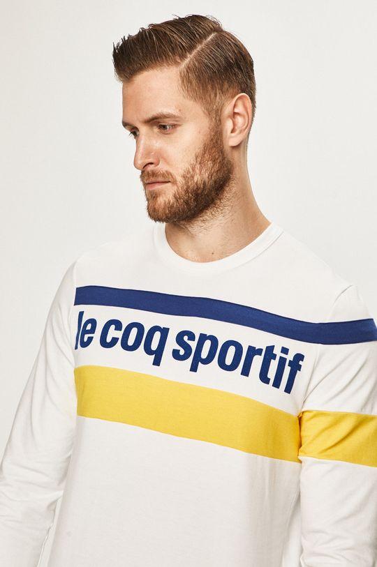 biela Le Coq Sportif - Mikina