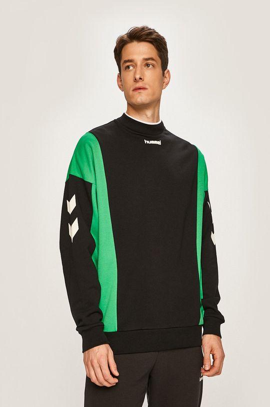 negru Hummel - Bluza De bărbați