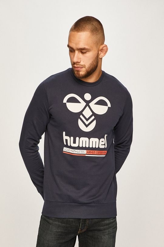 bleumarin Hummel - Bluza De bărbați
