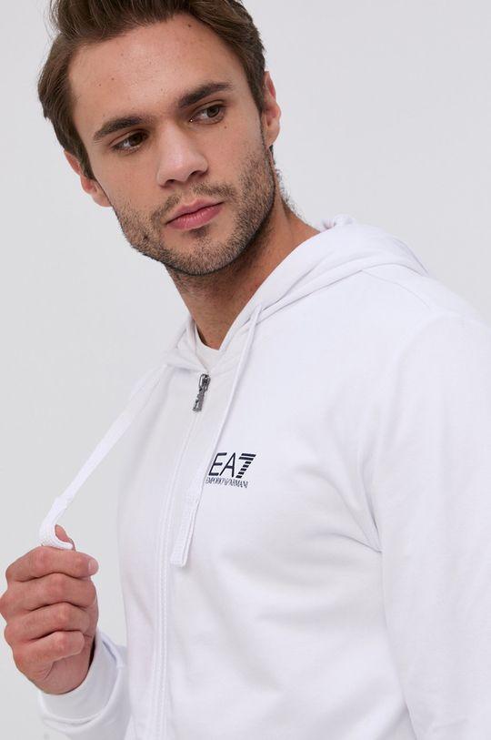 EA7 Emporio Armani - Mikina  100% Bavlna