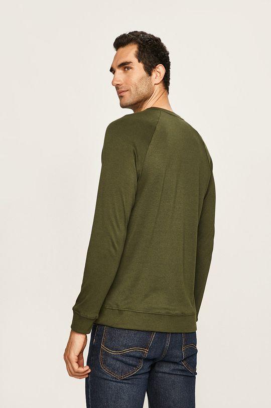 Calvin Klein Underwear - Mikina  58% Bavlna, 3% Elastan, 39% Modal