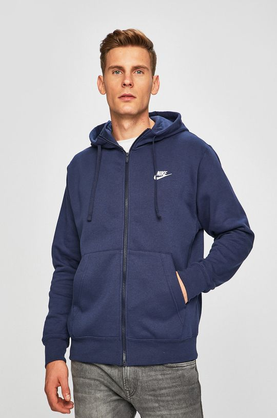 bleumarin Nike Sportswear - Bluza De bărbați