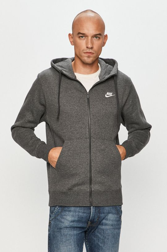 gri Nike Sportswear - Bluza De bărbați
