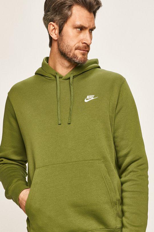 zelená Nike Sportswear - Mikina