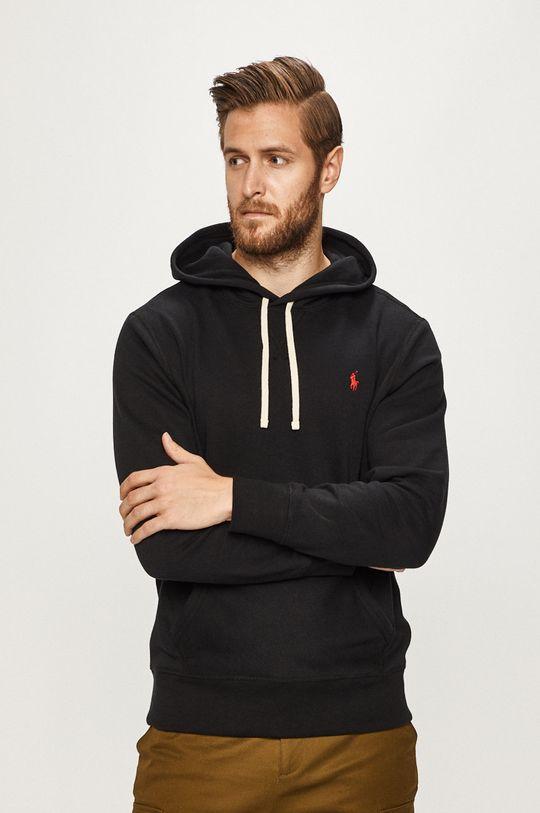 czarny Polo Ralph Lauren - Bluza