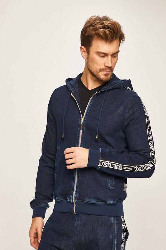 bleumarin Roberto Cavalli Sport - Bluza De bărbați