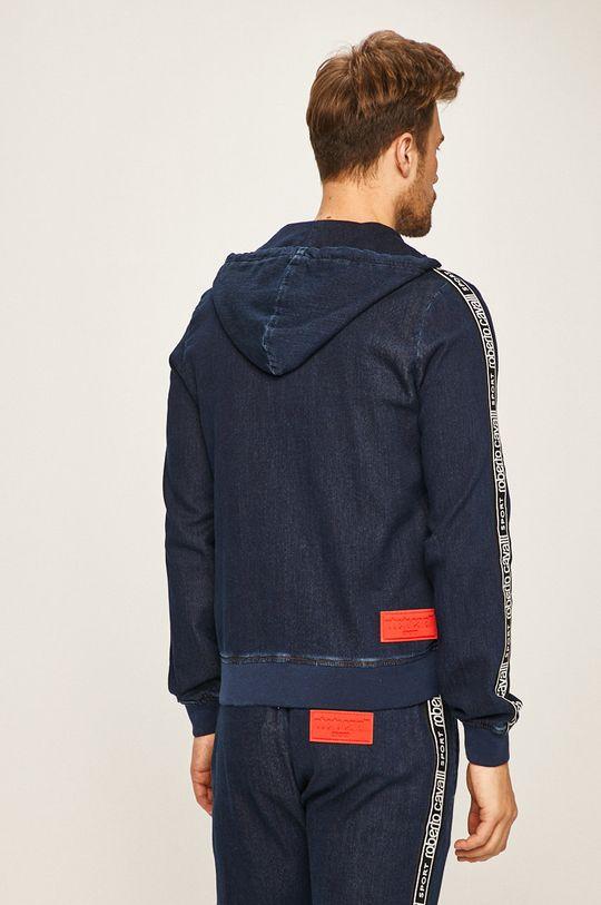 Roberto Cavalli Sport - Bluza Materialul de baza: 93% Bumbac, 6% Poliester  , 1% Elastodiena Material 1: 90% Poliester  , 3% Elastan, 7% Poliamida