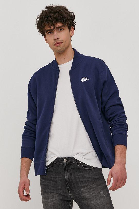 granatowy Nike Sportswear - Bluza