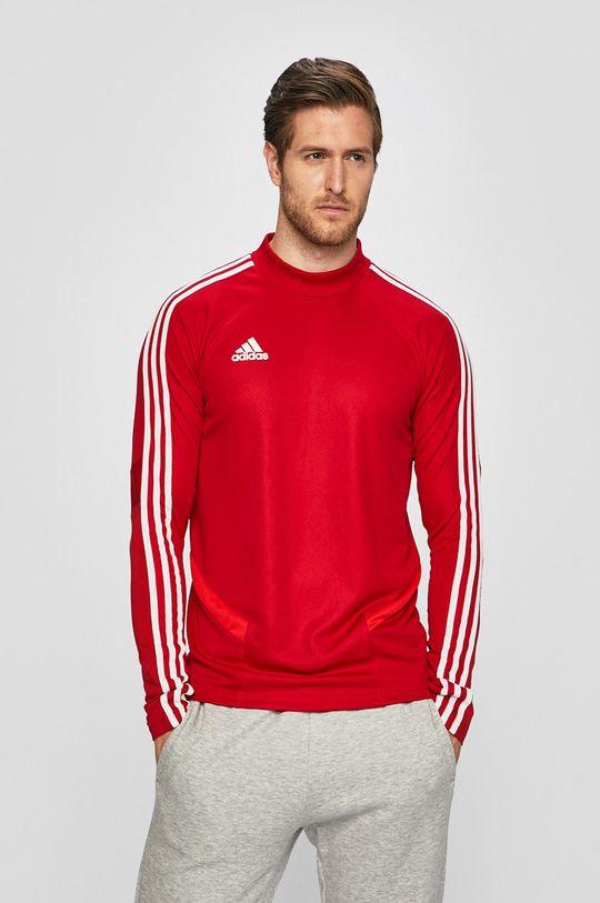 piros adidas Performance - Felső Férfi