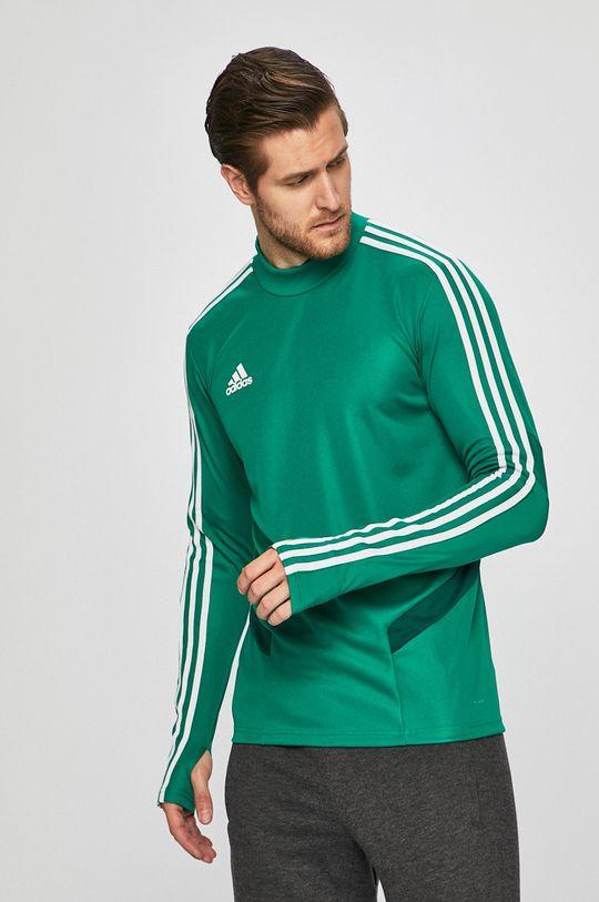 zöld adidas Performance - Felső Férfi