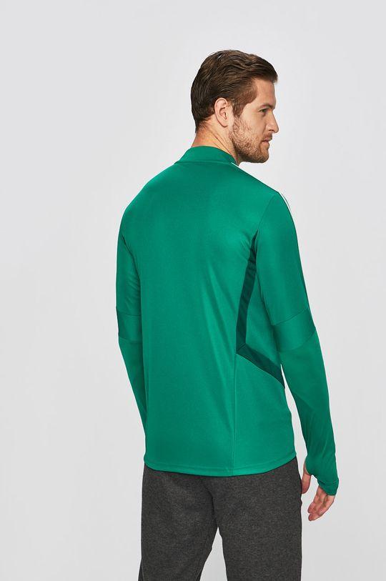 adidas Performance - Mikina Hlavní materiál: 100% Polyester Ozdobné prvky: 20% Elastan, 80% Polyester