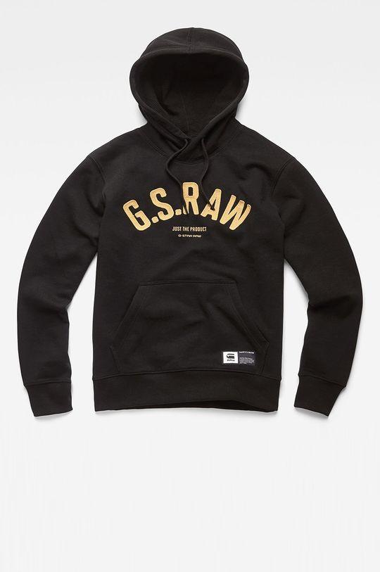 čierna G-Star Raw - Mikina