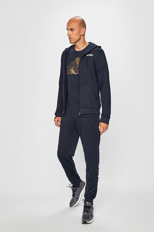 темно-синій adidas - Спортивний костюм Чоловічий