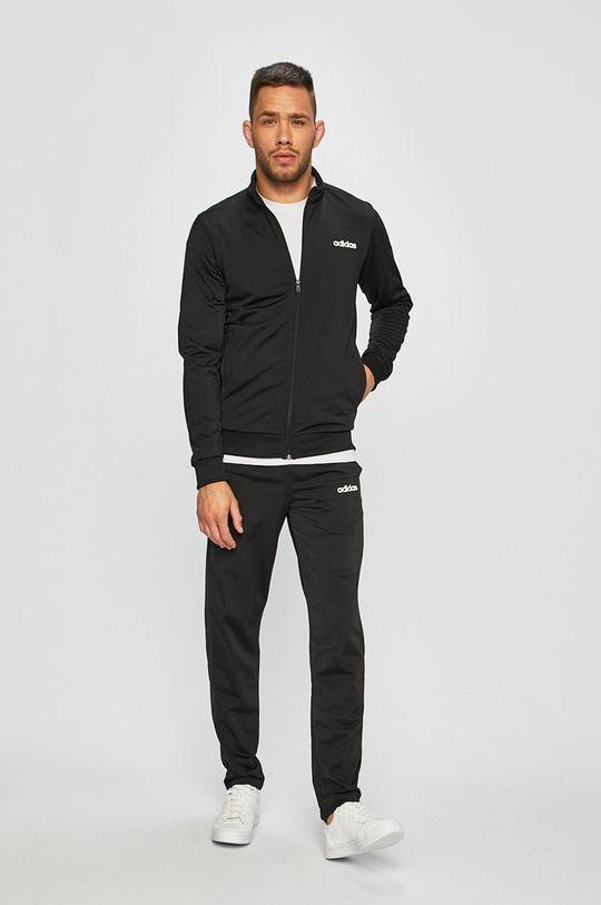 fekete adidas - Komplett Férfi