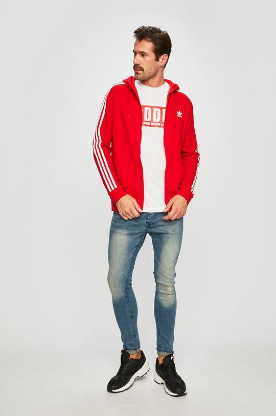 adidas Originals - Mikina Hlavní materiál: 77% Bavlna, 23% Polyester Provedení: 95% Bavlna, 5% Elastan