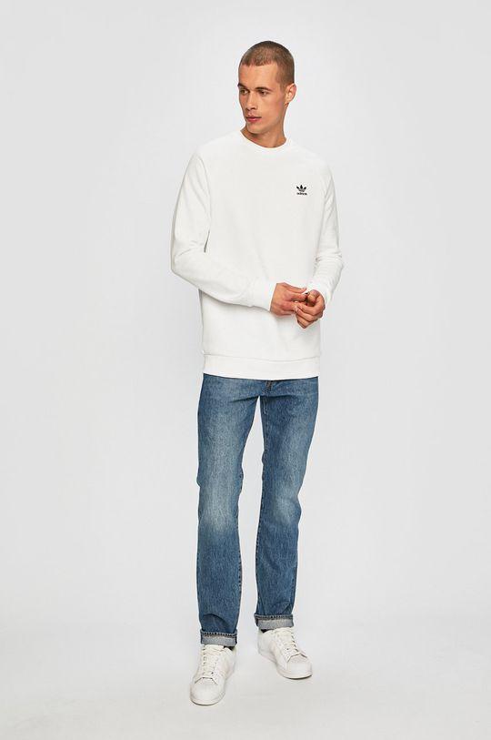 adidas Originals - Mikina Hlavní materiál: 100% Bavlna Provedení: 95% Bavlna, 5% Elastan