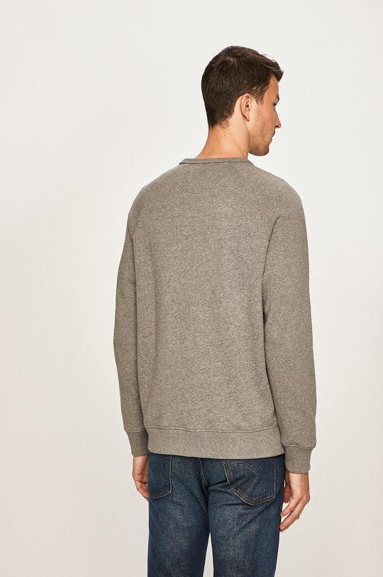 Pepe Jeans - Bluza Linus Materialul de baza: 20% Poliester  , 80% Bumbac Material 1: 60% Bumbac, 40% Poliester   Material 2: 100% Poliester