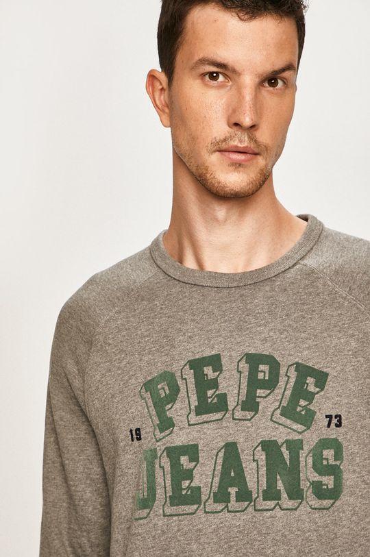 szary Pepe Jeans - Bluza Linus
