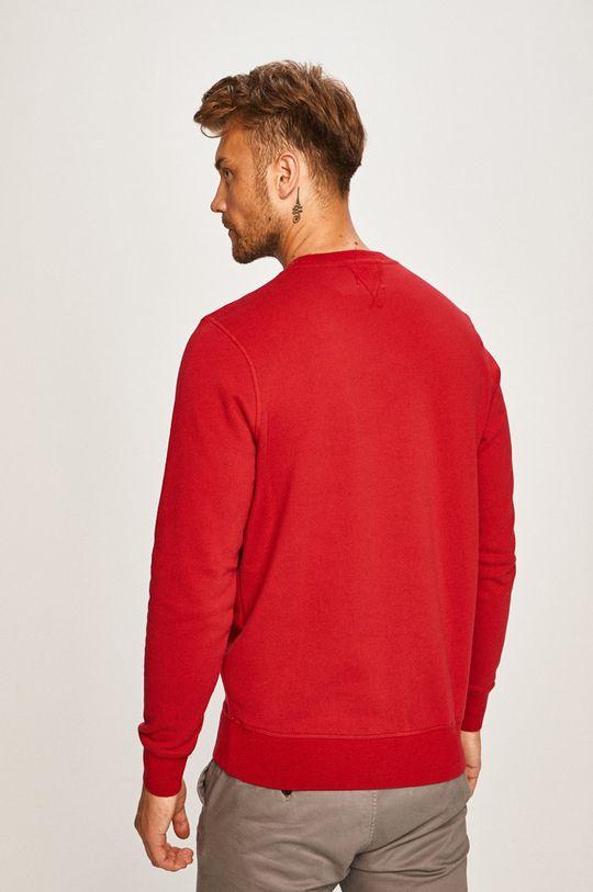 Pepe Jeans - Mikina Lamont Hlavní materiál: 80% Bavlna, 20% Polyester Jiné materiály: 60% Bavlna, 40% Polyester