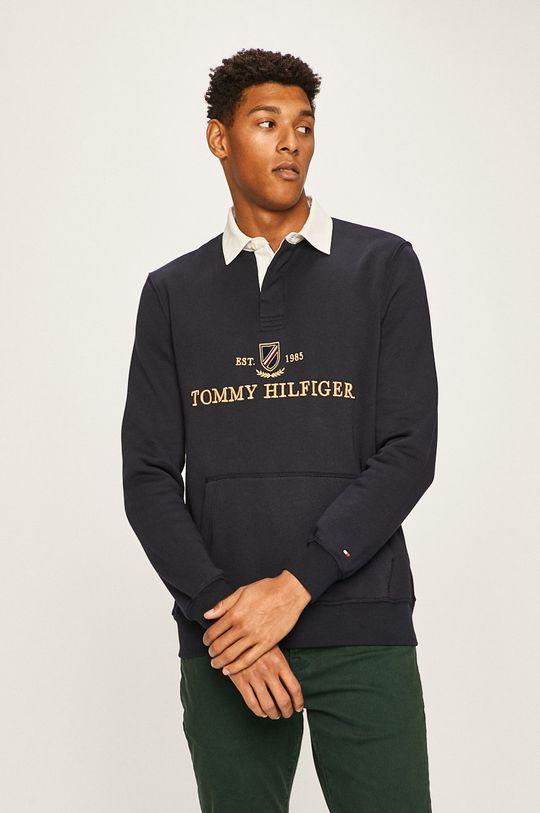 bleumarin Tommy Hilfiger - Bluza De bărbați