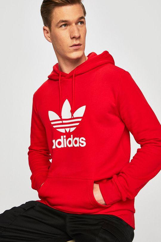 piros adidas Originals - Felső Férfi