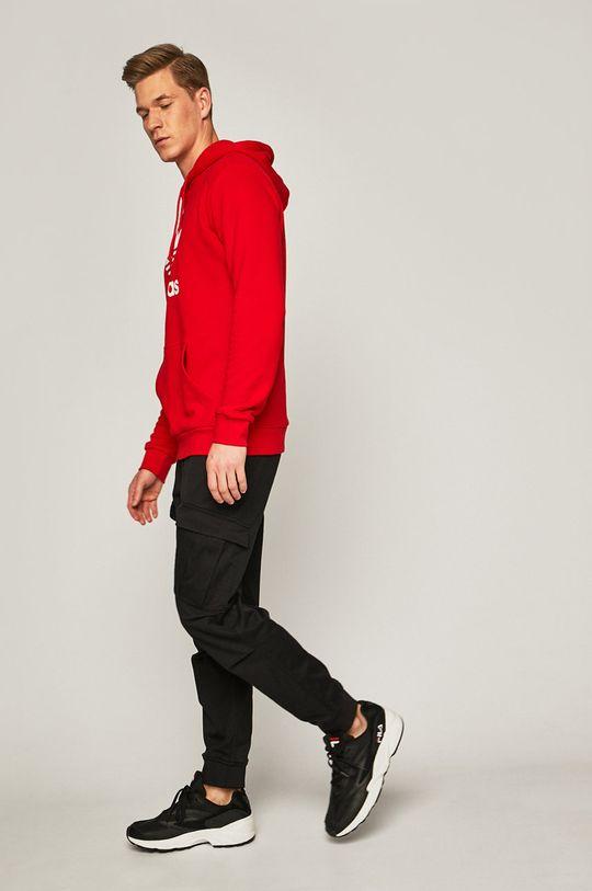 adidas Originals - Felső piros