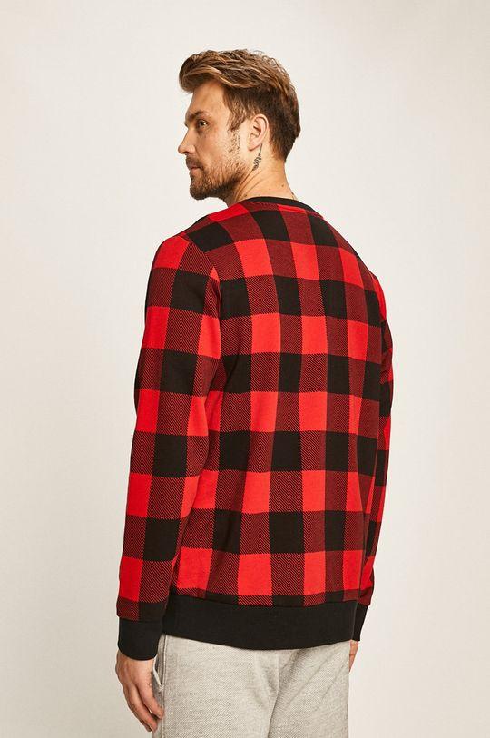 Calvin Klein Underwear - Pyžamová mikina červená