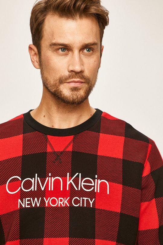 Calvin Klein Underwear - Pyžamová mikina  Hlavní materiál: 91% Bavlna, 9% Polyester Stahovák: 98% Bavlna, 2% Elastan