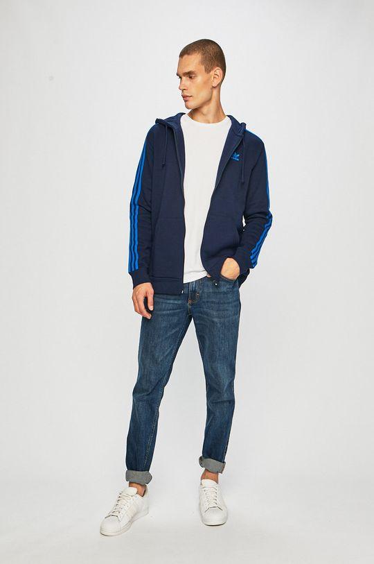 adidas Originals - Mikina námořnická modř