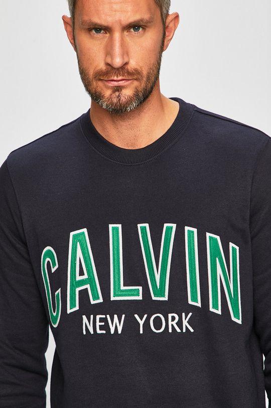 bleumarin Calvin Klein Jeans - Bluza