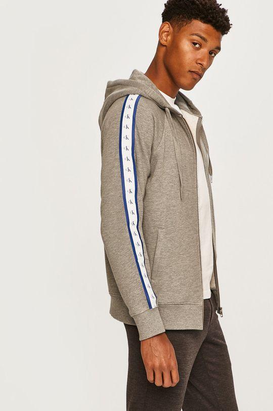 gri Calvin Klein Jeans - Bluza De bărbați