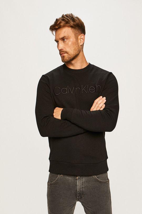 čierna Calvin Klein - Mikina Pánsky